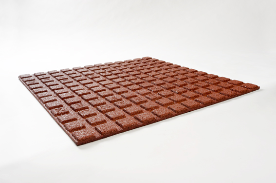Granuflex Hobby Diy Tiles 25mm 1m X 1m Tile
