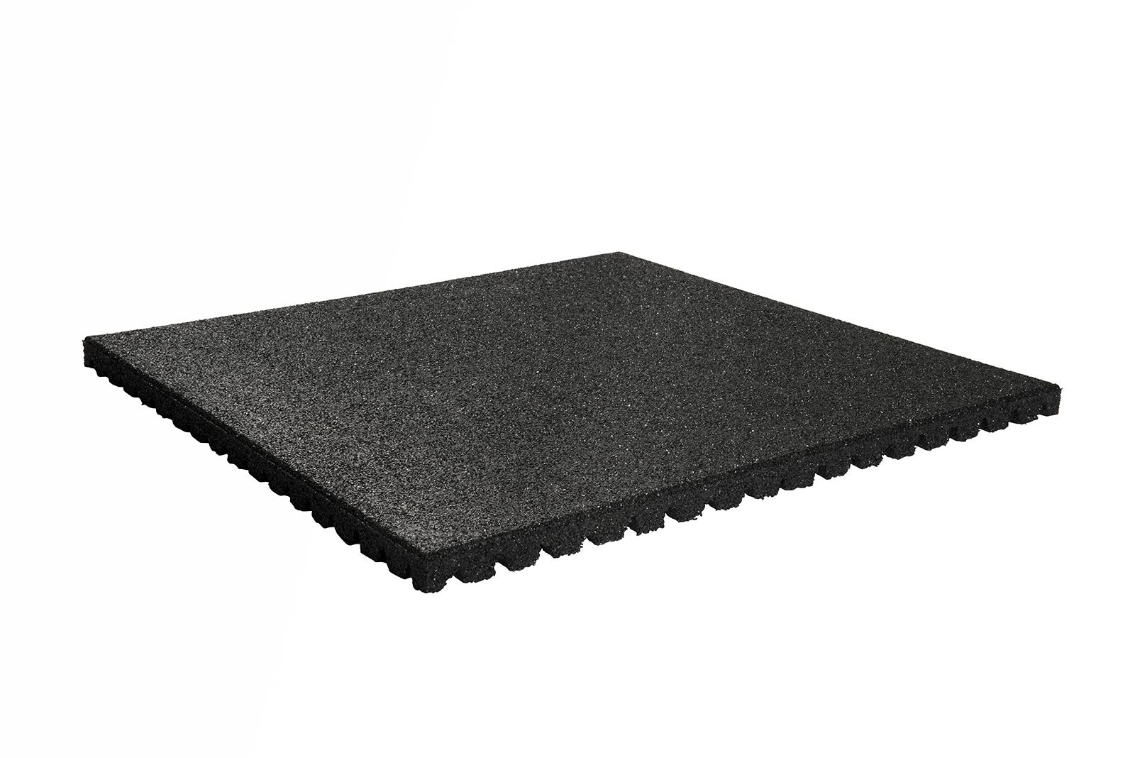 Granuflex Rubber Crossfit Gym Safety Flooring 43mm