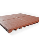 Playground Safety Tiles 65mm