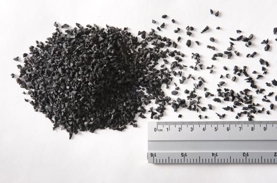 Granuflex 1.0mm - 3.0mm SBR Granules