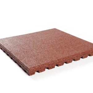 Playground Safety Tiles 43mm