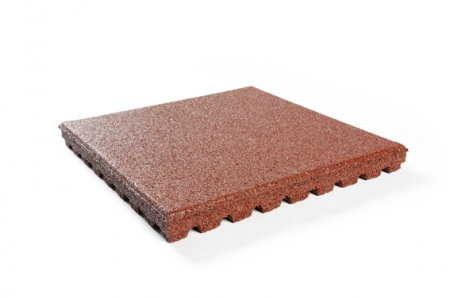 Playground Safety Tiles 55mm