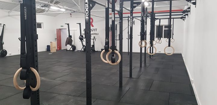 We recently installed some  #Granuflex 43mm Crossfit Flooring in this new crossfit studio in Saintfield.  This flooring …